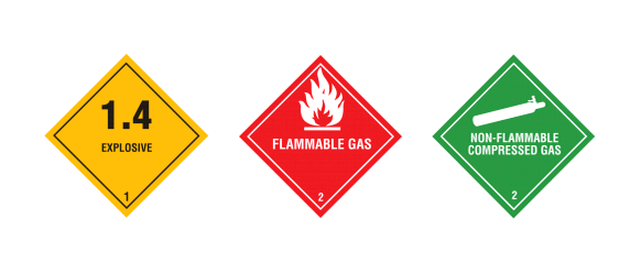 Placards / Container Labels